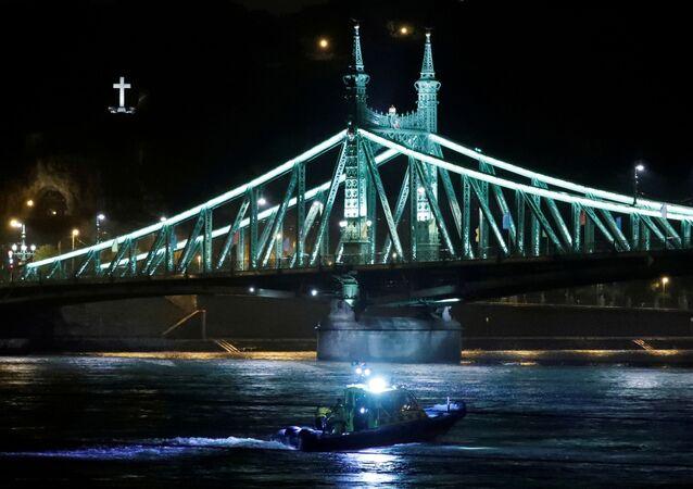 Tragedia w Budapeszcie