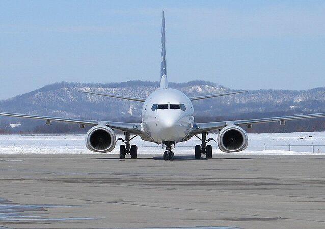 Samolot Boeing 737 NG