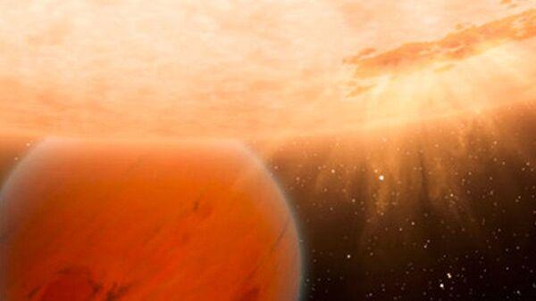 "Egzoplaneta NGTS-4b na ""Pustyni Neptunowej"" - Sputnik Polska"