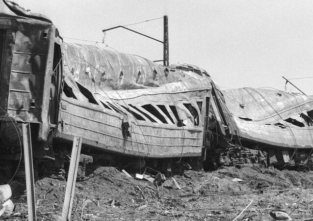 Katastrofa Kolei Transsyberyjskiej