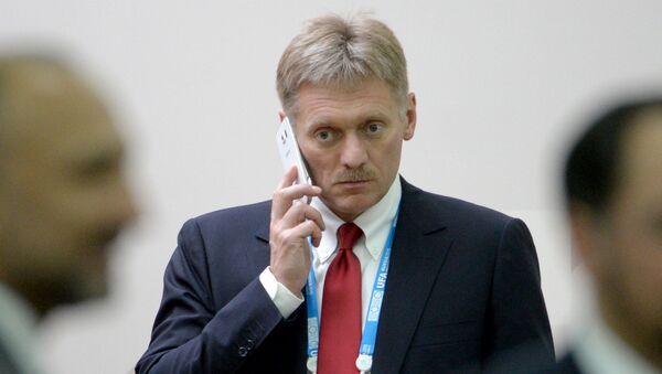 Rzecznik prasowy prezydenta Rosji Władimira Putina - Sputnik Polska