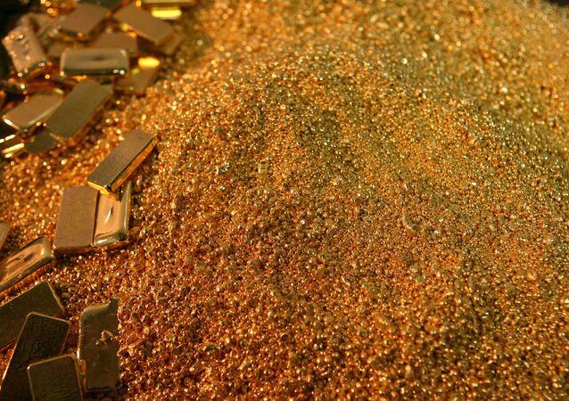 Zakład rafinacji metali szlachetnych w Nowosybirsku, Rosja