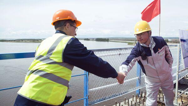 Budowniczy z Chin  - Sputnik Polska