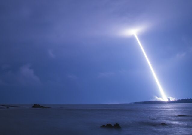Start chińskiej rakiety Long March-5