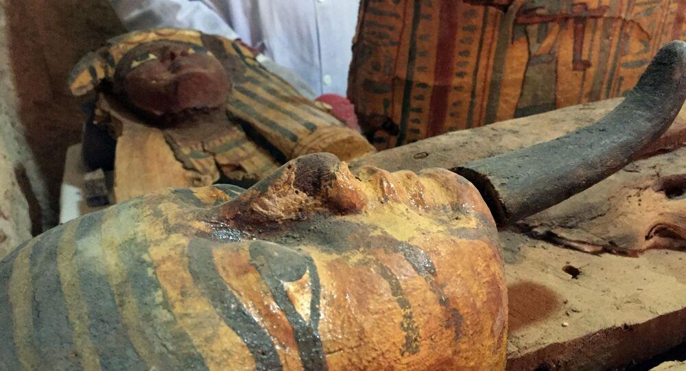 Grobowiec, Luksor