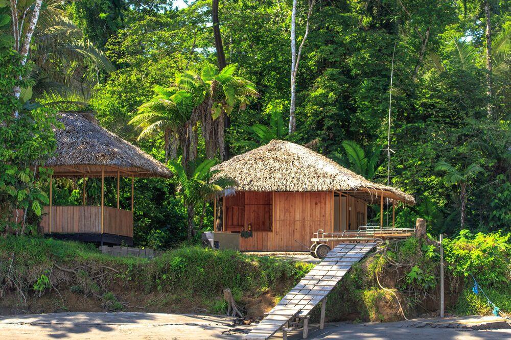 Hotel La Selva Lodge w Ekwadorze