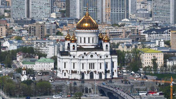 Katedra Chrystusa Zbawiciela, Moskwa - Sputnik Polska