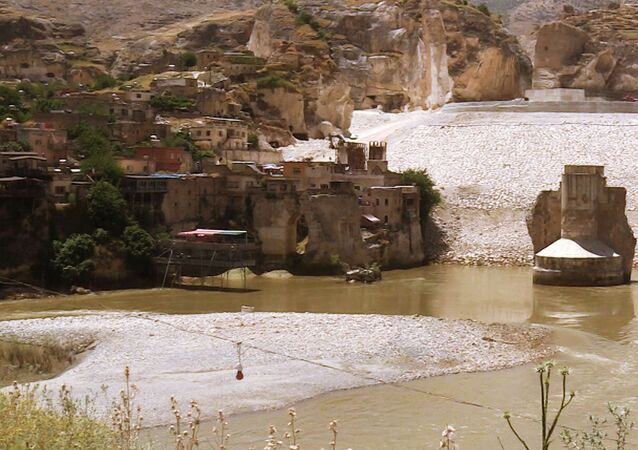 Miasto, które ma 12 000 lat, zostanie zalane wodą.