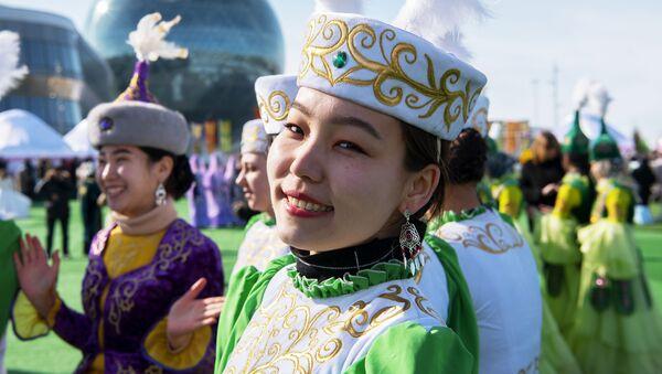 Festiwal w Kazachstanie, Astana - Sputnik Polska