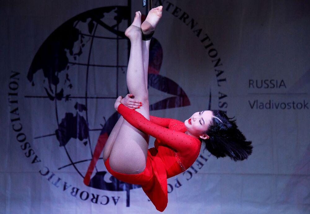 Mistrzostwa Azji i strefy Pacyfiku w akrobatyce powietrznej we Władywostoku