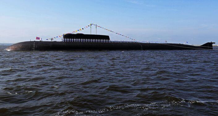Atomowy okręt podwodnyprojektu 949А«Antej»