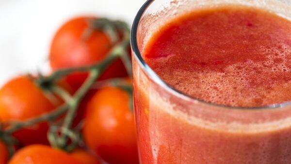 Sok pomidorowy - Sputnik Polska