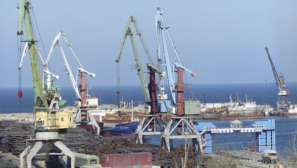 Port Machaczkały - Sputnik Polska