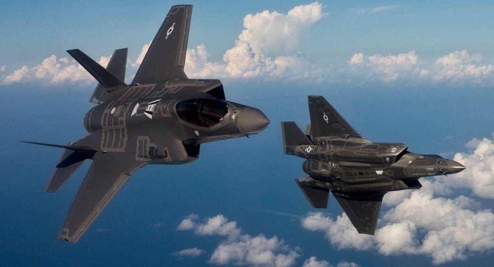Samoloty F-35