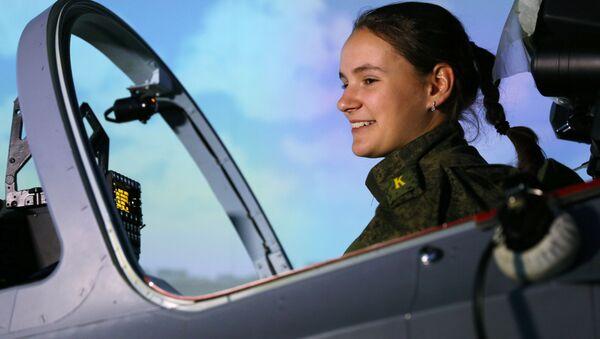W Rosji za sterami myśliwców usiądą kobiety - Sputnik Polska