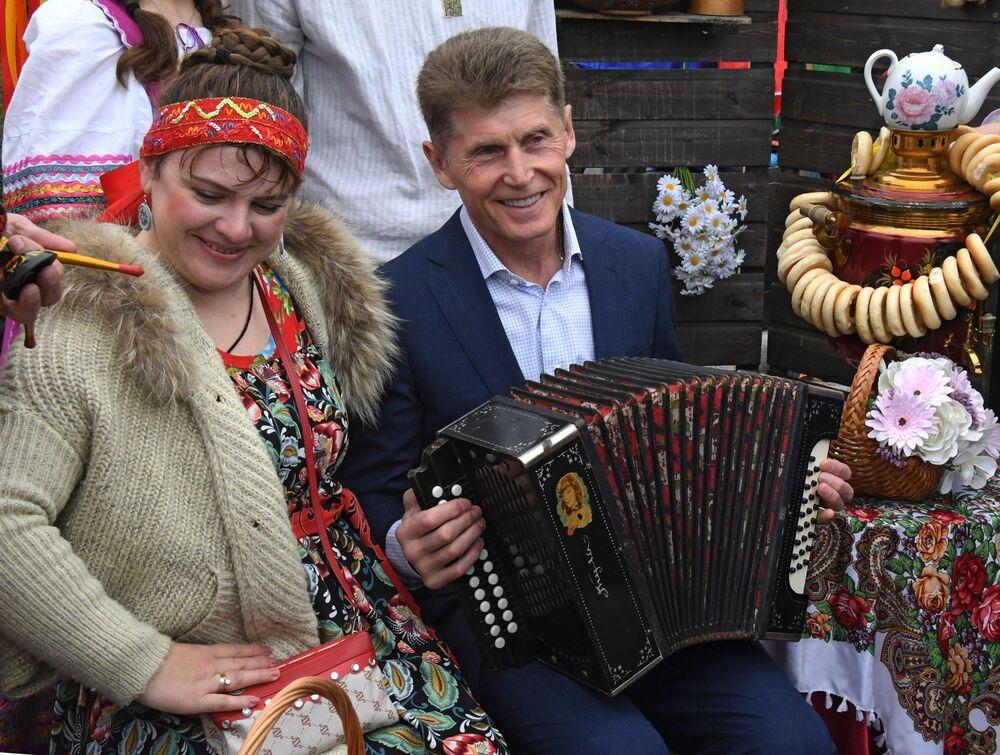 Obchody Dnia Rosji we Władywostoku