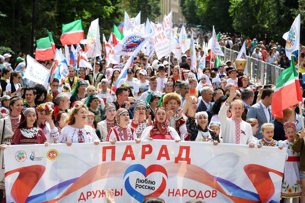 Obchody Dnia Rosji w Kazaniu