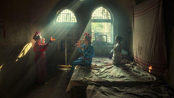 Fotograf Huaifeng Li zajął pierwsze miejsce w nominacji People - Sputnik Polska