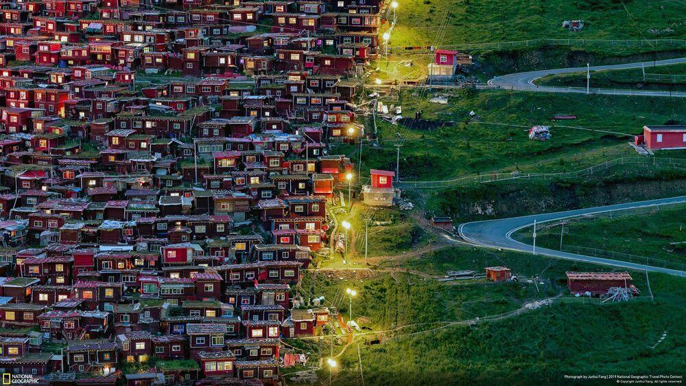 Fotograf Junhui Fang zdobył Nagrodę Publiczności w nominacji Cities