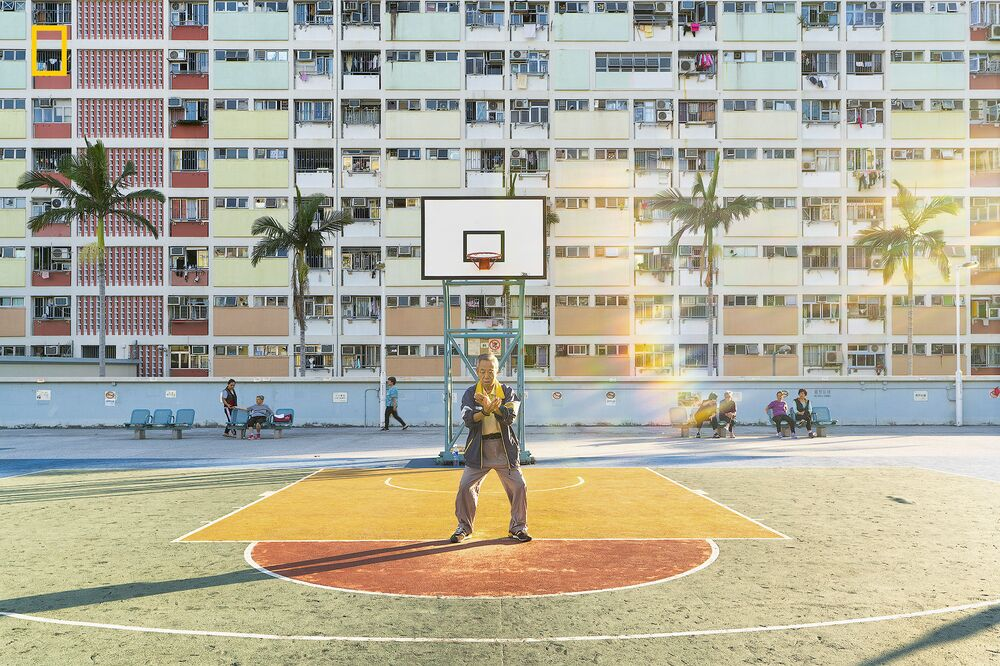 Fotograf Yoshiki Fujiwara został wyróżniony w nominacji People