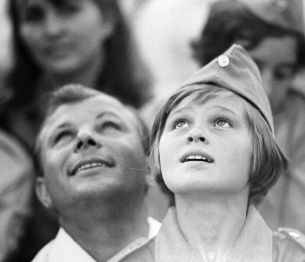 Jurij Gagarin w Arteku