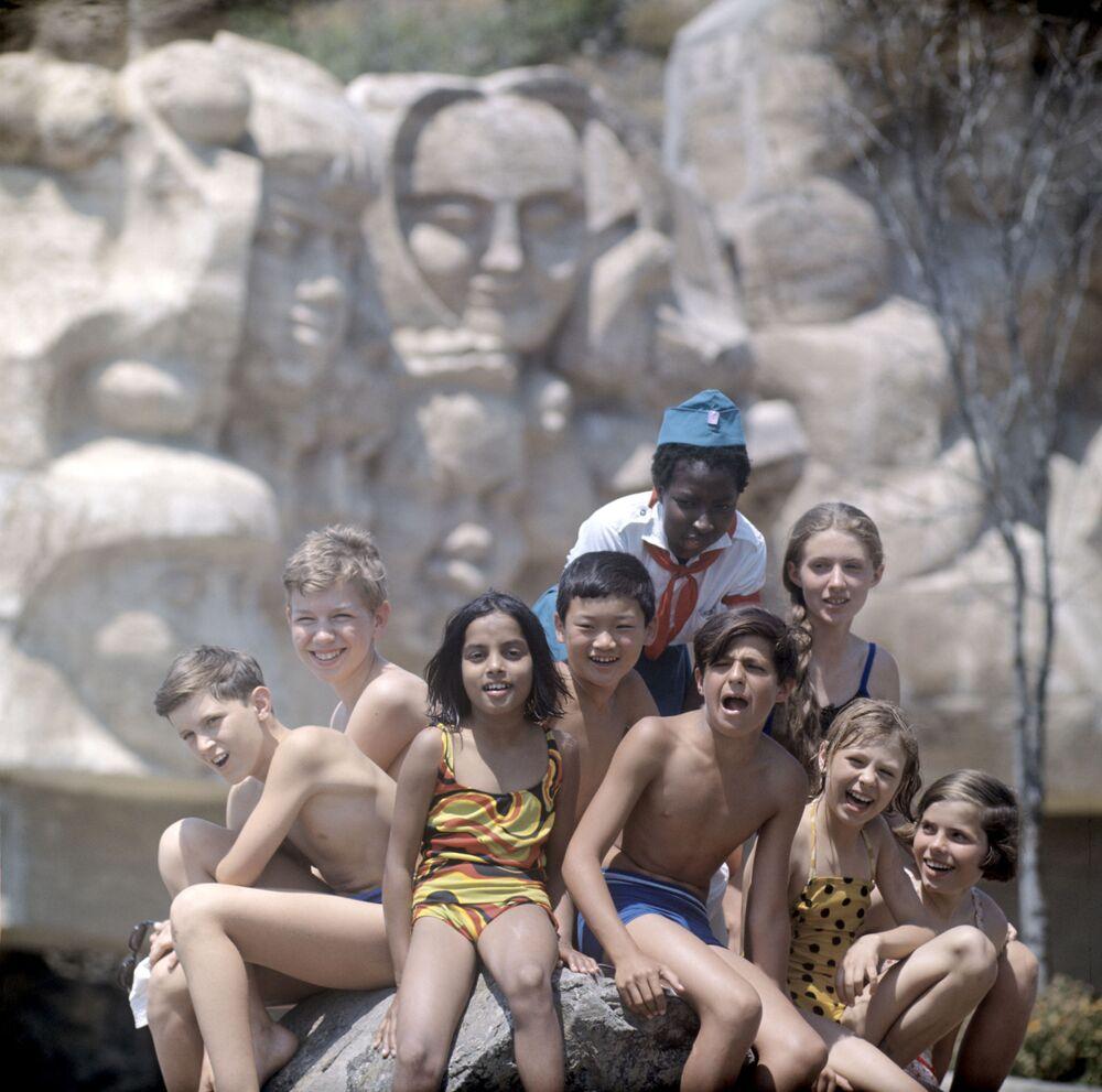 Dzieci w Arteku, 1970 rok