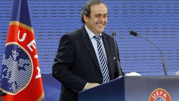 Michel Platini - Sputnik Polska