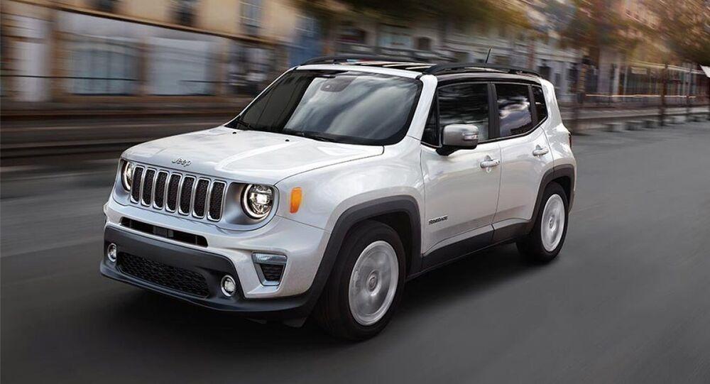 Samochód Jeep Renegade