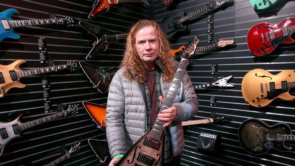Dave Mustaine - Sputnik Polska