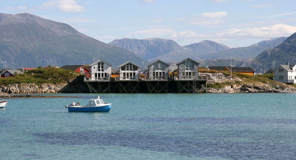 Wyspa Sommarøy