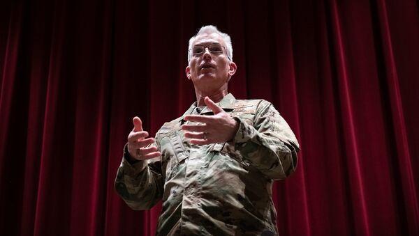 Wiceprzewodniczący Połączonych Szefów Sztabów Sił Zbrojnych Stanów Zjednoczonych generał Paul Selva - Sputnik Polska