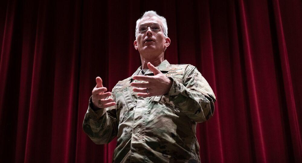 Wiceprzewodniczący Połączonych Szefów Sztabów Sił Zbrojnych Stanów Zjednoczonych generał Paul Selva