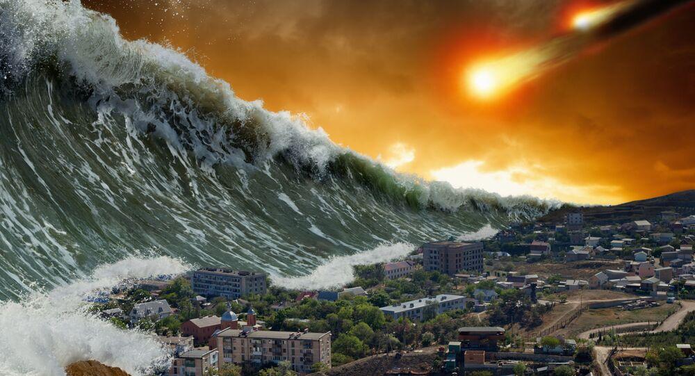 Kataklizm, wizualizacja