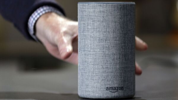 Amazon Echo - Sputnik Polska