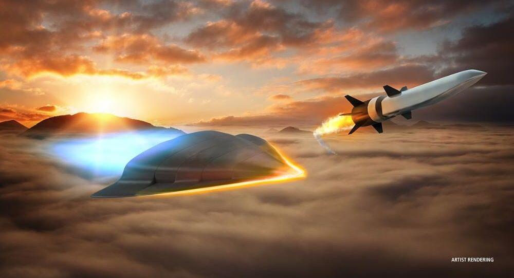 Raytheon Company 5 Mach