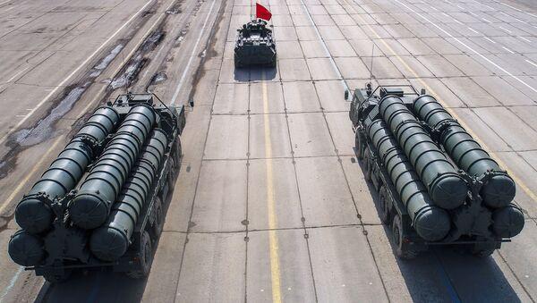Rosyjskie systemy rakietowe S-400 - Sputnik Polska