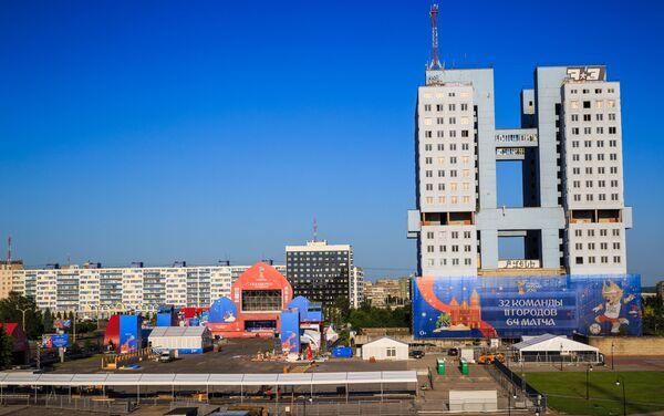 Dom Sowietów w Kaliningradzie - Sputnik Polska