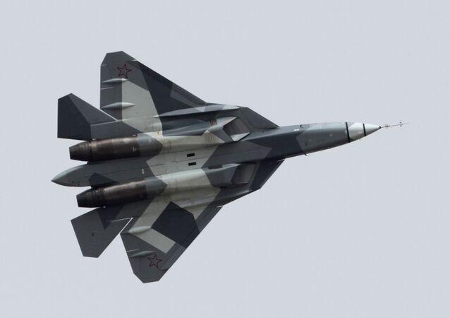 Myśliwiec Т-50