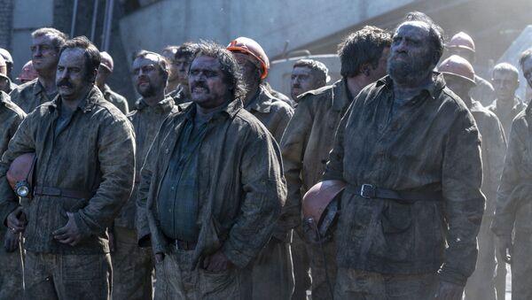 Kadr z serialu Czarnobyl - Sputnik Polska