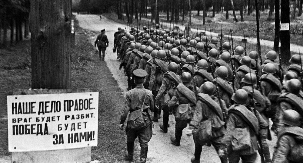 Mobilizacja. Moskwa, 23 czerwca 1941 roku