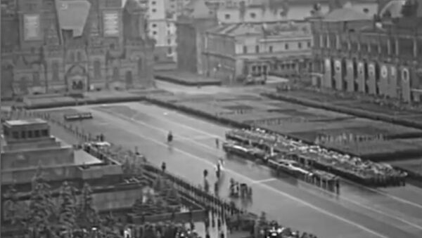 Parada Zwycięstwa 1945 roku  - Sputnik Polska