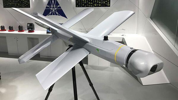 ZALA Lancet, pierwszy w Rosji dron-kamikadze - Sputnik Polska