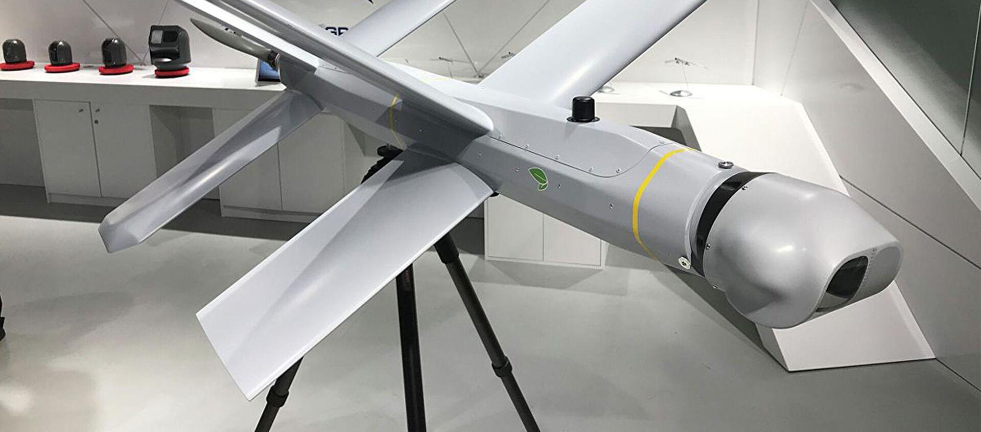 ZALA Lancet, pierwszy w Rosji dron-kamikadze - Sputnik Polska, 1920, 27.11.2020
