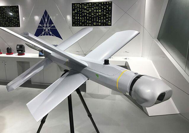 ZALA Lancet, pierwszy w Rosji dron-kamikadze