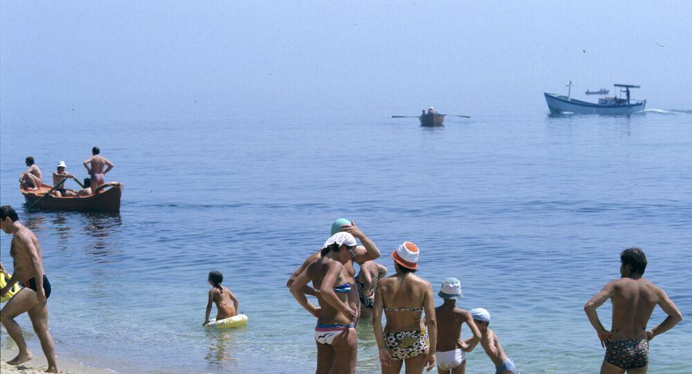 Morze Czarne, Bułgaria