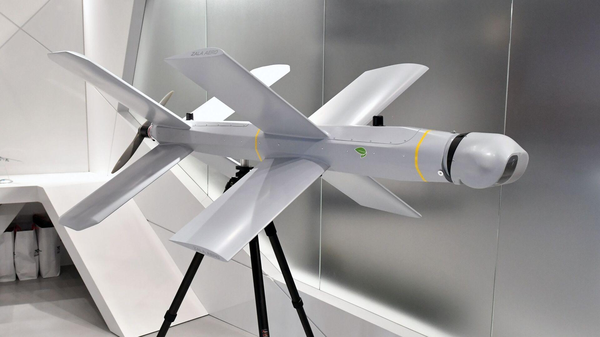 """Najnowszy rosyjski dron-kamikadze koncernu """"Kałasznikow"""" - Sputnik Polska, 1920, 02.07.2021"""