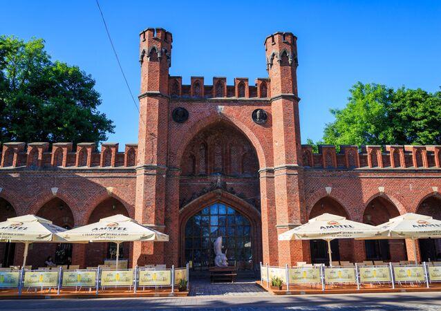 Brama Rosgarteńska w Kaliningradzie