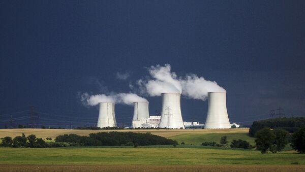 Elektrownia jądrowa Dukovany - Sputnik Polska