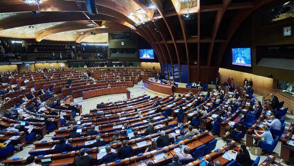 Letnia sesja Zgromadzenia Parlamentarnego Rady Europy - Sputnik Polska