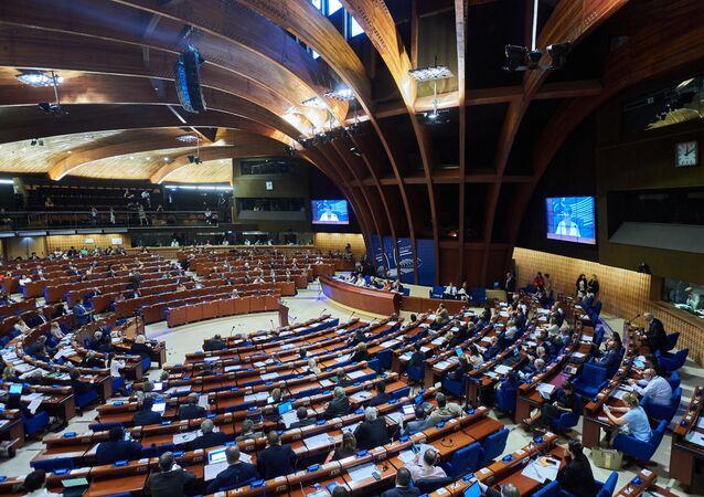 Letnia sesja Zgromadzenia Parlamentarnego Rady Europy